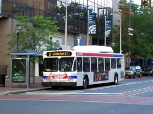 Free Use-Septa bus